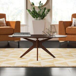 Caffrey Coffee Table by Mercury Row