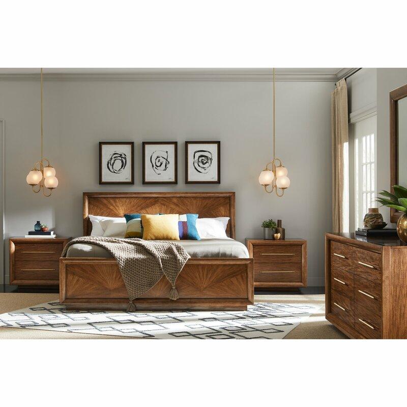 Panorama Standard Configurable Bedroom Set Joss Main