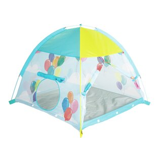 Buy clear Balloon Play Tent with Carrying Bag By Pacific Play Tents