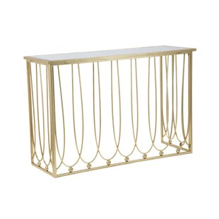 Annika Console Table By Canora Grey