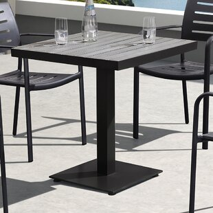 Darby Home Co Roda Aluminum Dining Table