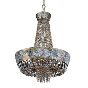 Allegri by Kalco Lighting Romanov 11-Light Chandelier
