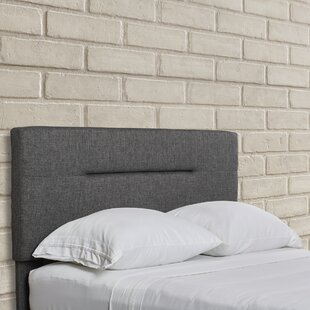 Anguiano Queen Upholstered Panel Headboard by Mercury Row