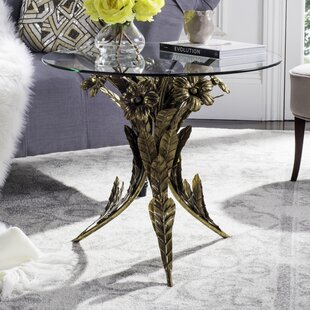 Valda End Table by Astoria..