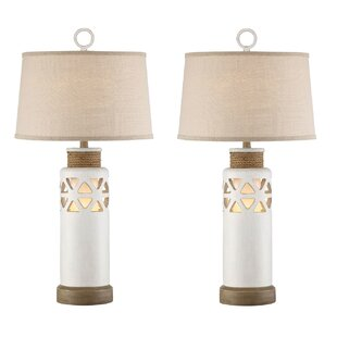 Ryker Rope 33 Table Lamp (Set of 2)