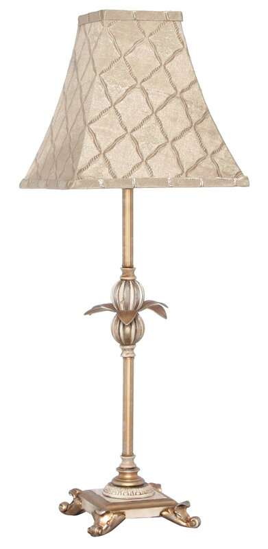 Powder Hill Soft Gold 65cm Buffet Lamp