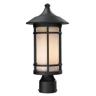 Buying McKew Outdoor 1-Light Lantern Head By Bloomsbury Market