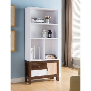 Palm Modern Contemporary Design Display Standard Bookcase