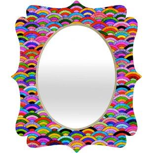 ec0af992f82d Fimbis A Good Day Quatrefoil Accent Mirror