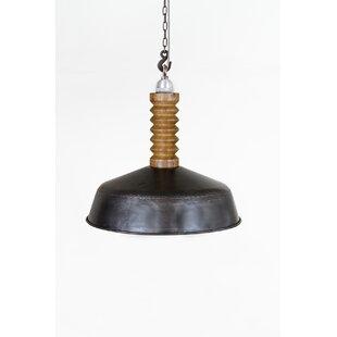 Nuevo Miller 1-Light Dome Pendant