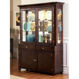 Darby Home Co Swenson China Cabinet