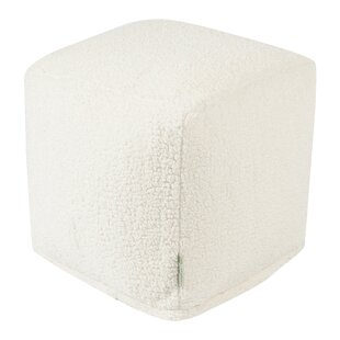 Solid Cube Ottoman by Maje..