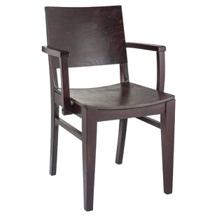 Gimenez Solid Wood Dining Chair Charlton Home