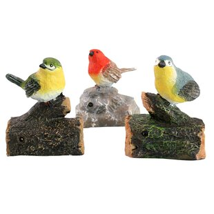 Whistling Birds (Set Of 3) By Sol 72 Outdoor