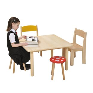 Burks Children's Square Arts And Crafts Table By Isabelle & Max