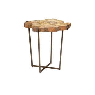 Wildwood Fossil End Table