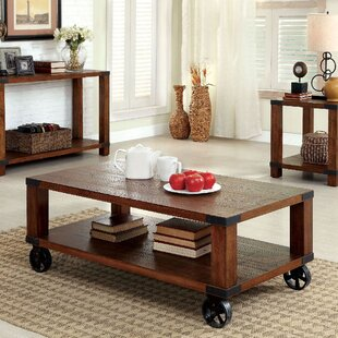 Best Review Rascon Coffee Table by Gracie Oaks