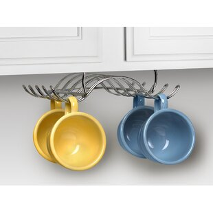 Rebrilliant Under the Shelf Mug Hooks