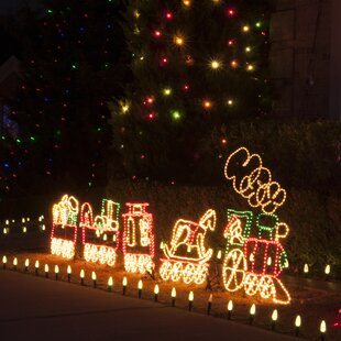 quickview - Neon Outdoor Christmas Decorations