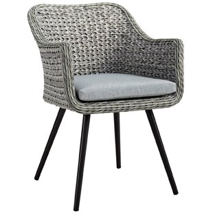 Thayne Patio Dining Chair with Cushion