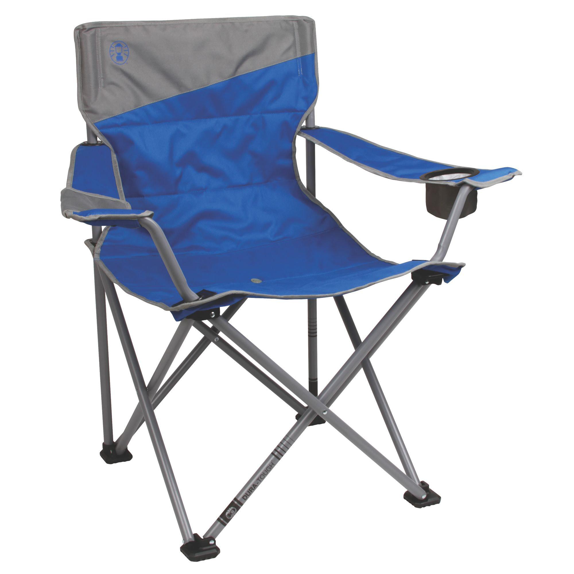Brilliant Coleman Big N Tall Folding Camping Chair Reviews Wayfair Dailytribune Chair Design For Home Dailytribuneorg