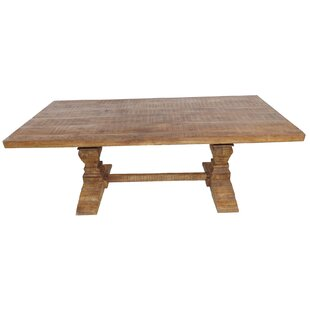 Theodore Dining Table Millwood Pines