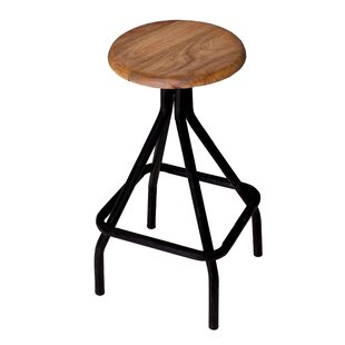 Woody Bar Stool By Borough Wharf