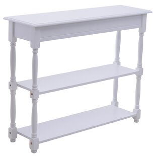 Lucinda 3 Tier Console Table By Ophelia & Co.