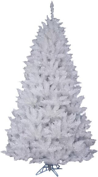 Sparkle 3 5 White Spruce Artificial Christmas Tree