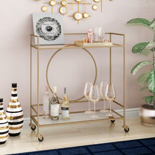 Riverton Bar Cart