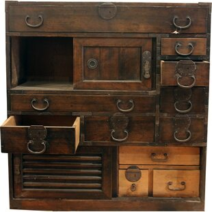 Longstreet 10 Drawer Chest by 17 Stories