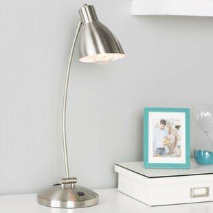 Review Letitia 23.5 Desk Lamp by Zipcode Design
