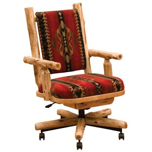 Cedar Bankers Chair by Fireside Lodge Looking for