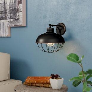 Quarles 1-Light Barn Light by Williston Forge