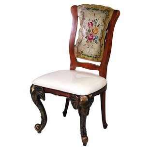 Evens Side Chair (Set of 2) By Astoria Grand