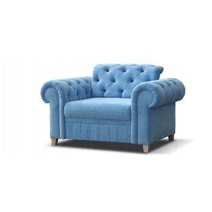 Gellért Chesterfield Chair By Rosalind Wheeler