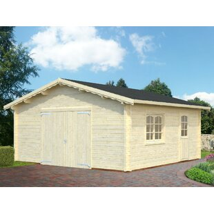 Lockwood 5.6m X 5.5m Garage By Sol 72 Outdoor