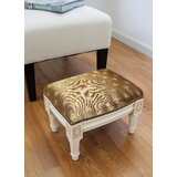 Kalispell Dragonfly Ottoman by Bloomsbury Market