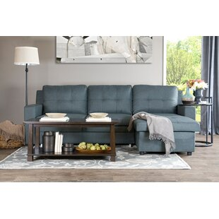 Baxton Studio Sleeper Sectional