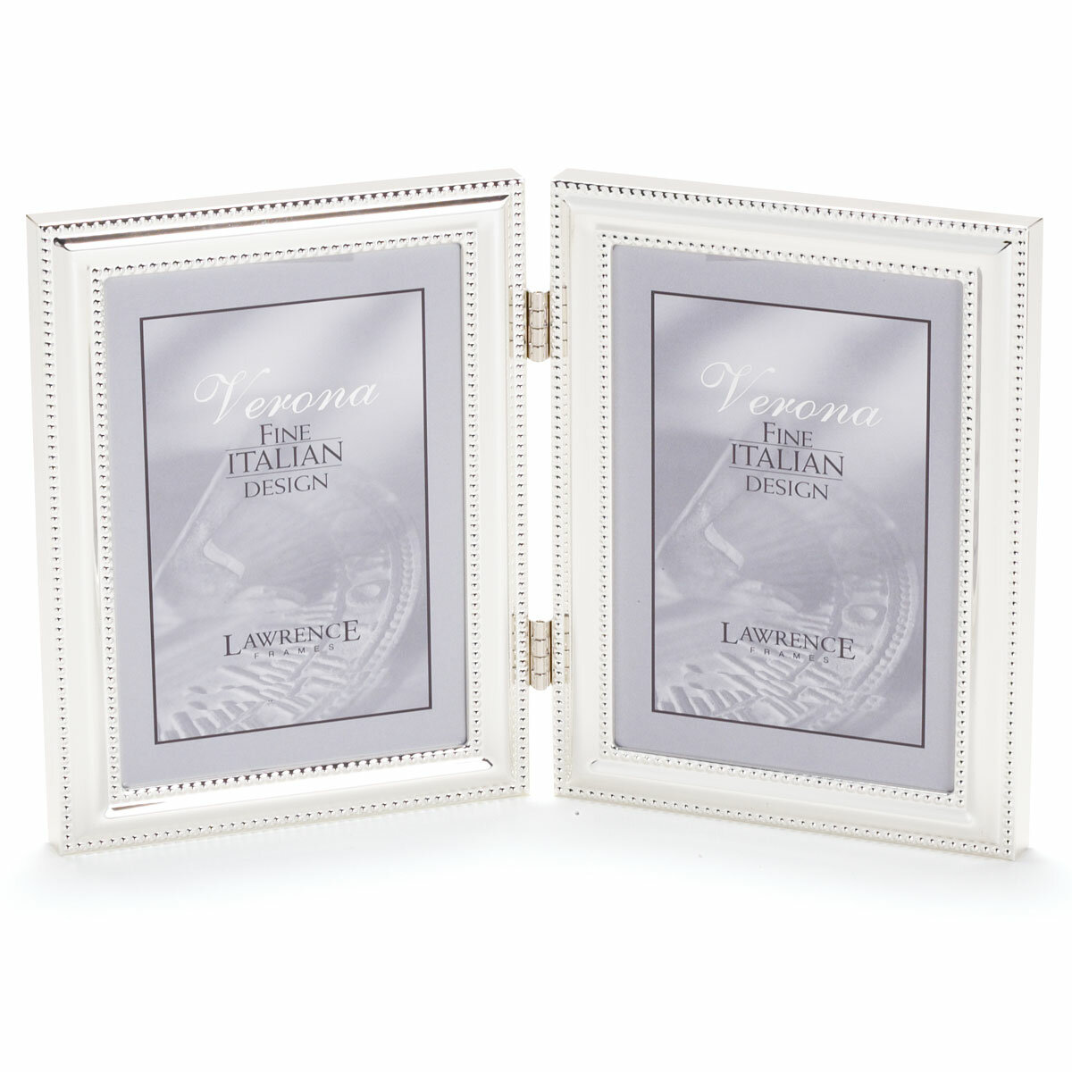 Lawrence Frames Milner Hinged Double Picture Frame & Reviews | Wayfair