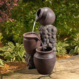 Hope Resin Fountain By Sol 72 Outdoor