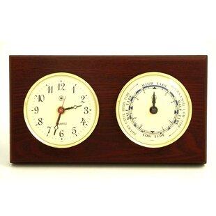 Dillard Time Tide Wall Clock By Breakwater Bay