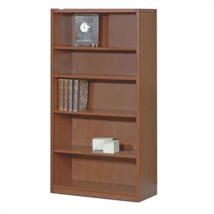Blairview Standard Bookcase Red Barrel Studio