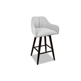 Landreneau Swivel Bar & Counter Stool by Wrought Studio™