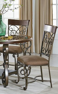 Superieur Goldenrod Side Chair