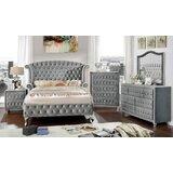Saroyan Queen 5 Piece Bedroom Set by Rosdorf Park