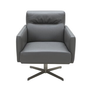 Orren Ellis Liner Swivel Lounge Chair