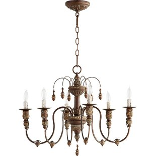 Paladino 6-Light Chandelier