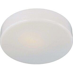 Compare & Buy 3.25 1-Light Flush Mount By Minka Lavery
