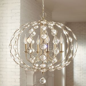 Madsen Candle-Style Chandelier